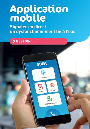 application citoyenne mobile sdea