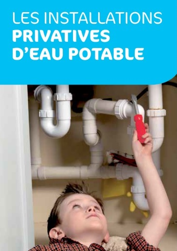 Guide SDEA sur les installations privatives d'eau potable