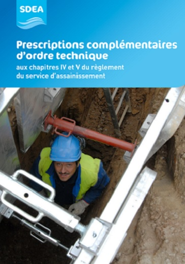Règlement et prescriptions des installations privatives d'assainissement